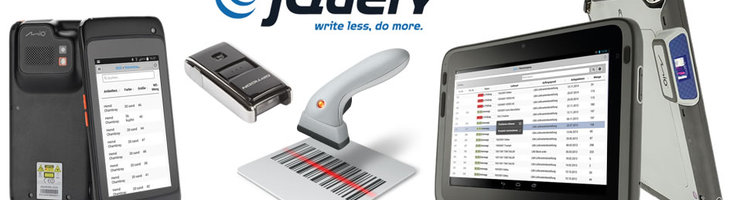 jQuery: working with barcode scanners